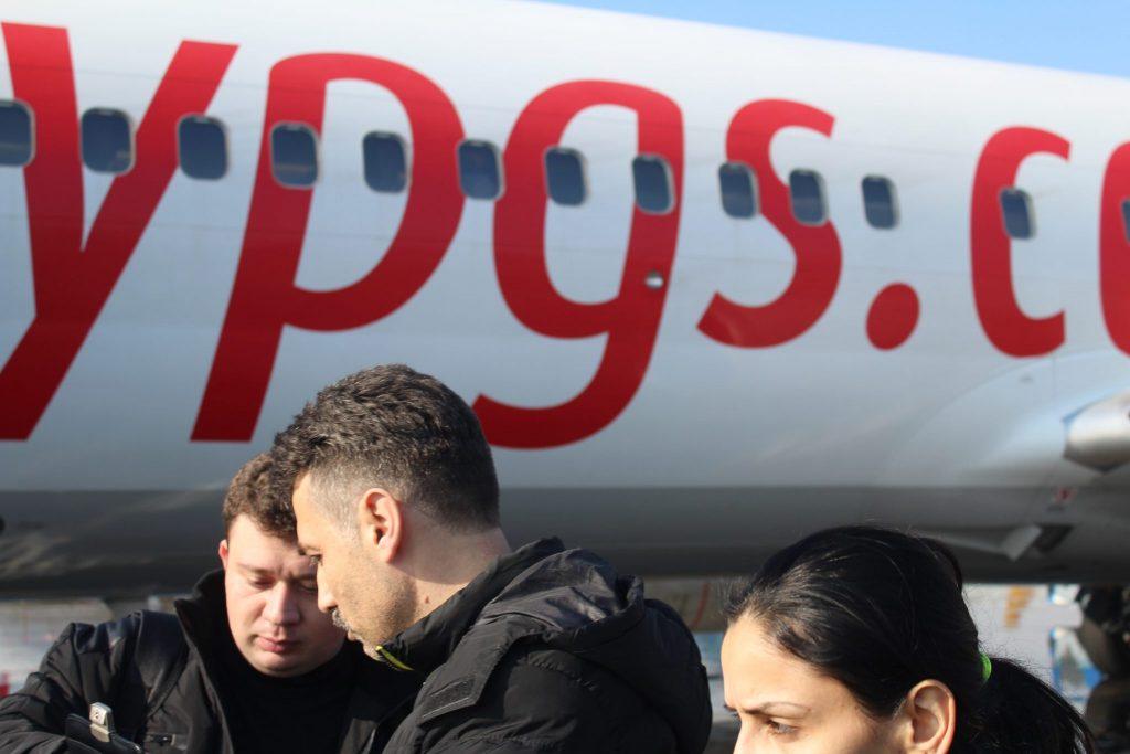 Pegasus İsveç Uçağı